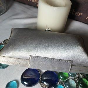 Carlo Fellini Bags - Satin Evening Clutch Bag